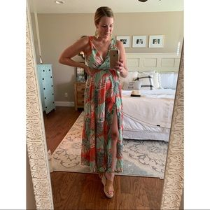 Floerns maxi dress